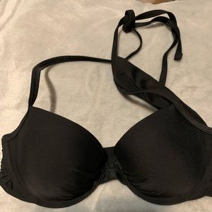 Aerie Blakely Black Bikini Top